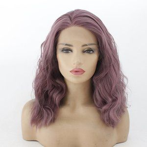 Multi Length Lace Front Chemical Fiber Wig